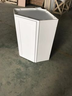 White Shaker Cabinets, Home, White Dressers, Ad Home, Homes, Haus, Houses