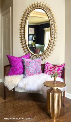 """At Home in Arkansas 
