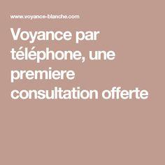 Voyance par téléphone, une premiere consultation offerte