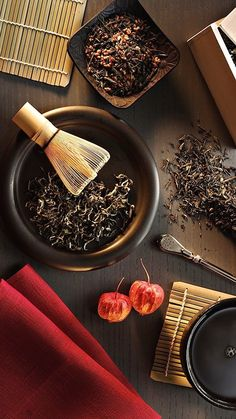 Japanese bamboo whisk for tea ceremony, Chasen
