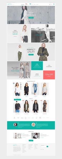 Fashion Clothes Online Store Magento Theme http://www.templatemonster.com/magento-themes/53638.html?utm_source=pinterest&utm_medium=ads&utm_campaign=53638