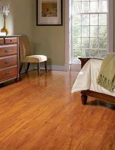 Modern Reflections Collection Laminate Pecan Natural