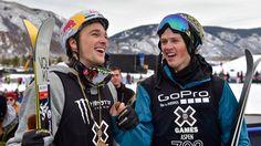 Winter X Games, Aspen 2015: Medallists on Film #GoPro