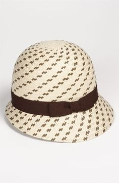 I cannot believe how much I want this. (August Hat Asymmetrical Cloche)