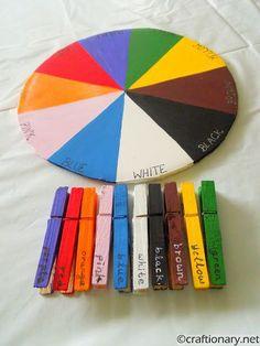 Játék a színekkel tízszer - Napról napra óvoda