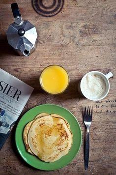 Palatschinken...perfect breakfast
