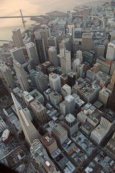 San Francisco - Where I spend my days