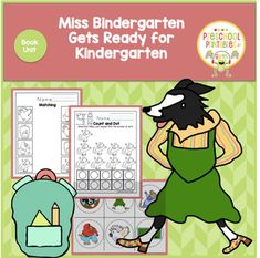 Polar bear what do you hear book unit preschool for Miss bindergarten gets ready for kindergarten coloring pages