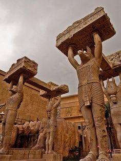 Luxor, templo de KARNAC.