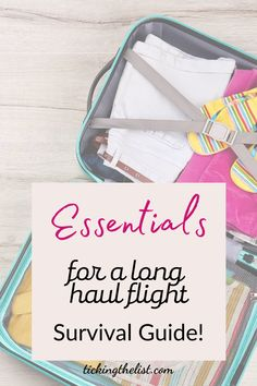 Everything you could possibly need to make your long haul flight as comfortable as possible. Snooze in the lounge, stretch your legs out on the plane, sleep soundly.