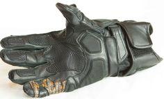 Comet RS GP PRO Motorcycle Racing Gloves Closed lockdown