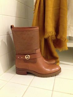 Michael Kors boots fall 2013. I need these in my life - Macy's 179.00
