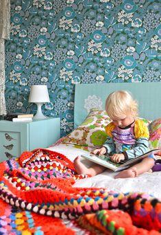 Quarto quentinho para as crianças. Veja mais: http://casadevalentina.com.br/blog/detalhes/quarto-quentinho-para-as-criancas-3265 #kids #criança #decor #decoracao #interior #design #casa #home #house #idea #ideia #detalhes #details #style #estilo #casadevalentina