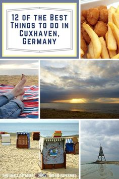 Have you explored Germany's North Sea coast? The seaside resort town of Cuxhaven is a great place to start. Don't miss the best sights with our short city guide. | #meinNiedersachsen #GermanyTourism #TatersTravels #travel #LowerSaxony #cityguide #travelguide #thingstodo #travelphotography #Europe #NorthSea #beachvacations