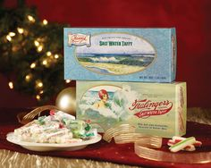 Our salt water taffy make the best stocking stuffers :)