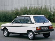Citroen lna entreprise 1982 1986