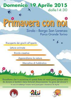 Bellissima iniziativa per le famiglie a Sirolo!