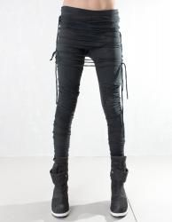 LEGGINGS BLACK SPIDER at DEMOBAZA - obsessed with this store!