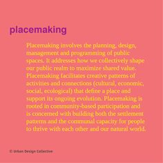 149- Urban Design Word-a-Day