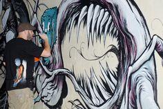 Alex Pardee Alex Pardee, Crazy Art, Weird Art, American Artists, Creative Director, Surrealism, Monsters, My Arts, Animation