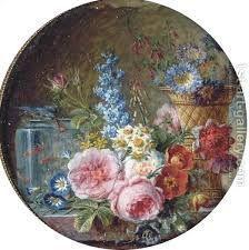 Imagini pentru cornelis van spaendonck still life flowers