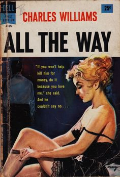 All the Way ernest darcy chiriaka 1958