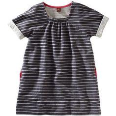 tea collection hacienda stripe dress - 5t