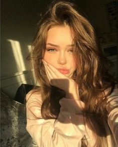 ☼ ☾pinterest | Itsmypics Beauty Makeup, Hair Makeup, Hair Beauty, Makeup Style, Pretty People, Beautiful People, Cute Everyday Hairstyles, Foto Casual, Foto Pose