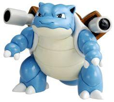 Amazon.com: Takaratomy Pokemon Monster Collection M Figure - M-062 - Blastoise/Kamex: Toys & Games