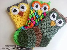 Easy+Crochet+Christmas+Stocking+Patterns | Crochet Pattern for Owl Christmas Stocking | Crochet, Weaving, Knitti ...