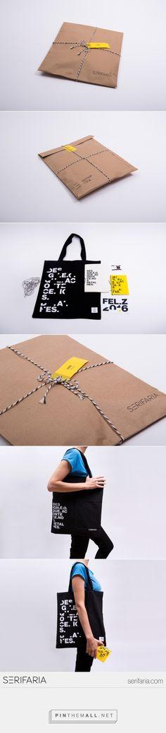 www.serifaria.com [SERIFARIA | graphic design studio] Kit de final de ano (2015) produzido pela Serifaria.