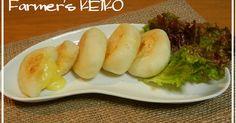 【農家のレシピ】チーズ入り☆じゃがいも餅 by FarmersK [クックパッド] 簡単おいしいみんなのレシピが240万品