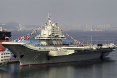 Perito militar chinês fala de uma terceira esquadra com porta-aviões, o que significaria que além do Liaoning e do navio que se sabe estar em construção em Dalian um outro faz parte dos planos de reforço militar do gigante asiático. China passaria a ser o segundo país com mais porta-aviões