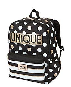 Unique Polka Dot Backpack