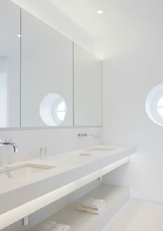 Bathroom in Kortrijk, Belgium _ by Isabelle Onraet _