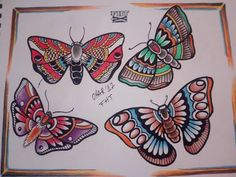 tattoo flash Omar Marzioli