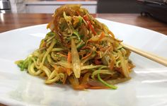Vegetable Lo Mein recipes