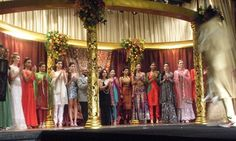 Models show off Swati Couture's South-Asian-inspired fashion line at the International Wedding Festival in San Francisco this past Sunday. Description from wedshare.com. I searched for this on bing.com/images