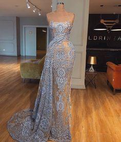 ) vos images et vidéos sur We Heart It Gala Dresses, Event Dresses, Couture Dresses, Occasion Dresses, Fashion Dresses, Formal Dresses, Wedding Dresses, Dress Plus Size, Gowns Of Elegance