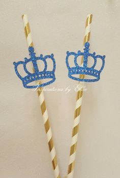 PRINCE CROWN BURGUNDY RED GOLD CUSTOM BABY SHOWER PARTY STICKERS FAVORS LABELS C