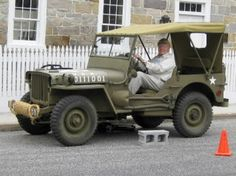 Bob Sandmeyer of Spring Garden Township submitted this picture of a 1943 Ford GPW military jeep to the York Daily Record/Sunday News Wheels of the Week feature. See this vehicle and others or submit your own photo at http://www.ydr.com/gallery. To catch up on York County's automotive news, visit http://www.facebook.com/WheelsOfYorkCounty.