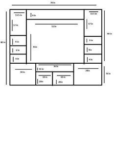 "Image 1 of 1 in forum thread ""DIY Built-in Entertainment Center (Converting Closet) "" Living Room White, Living Room Tv, White Rooms, Tv Wall Design, Tv Unit Design, Living Room Entertainment Center, Home Entertainment, Plasma Tv Stands, White Built Ins"