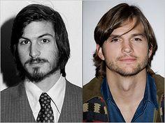 Ashton Kutcher secures Steve Wozniak's blessing to play Steve Jobs