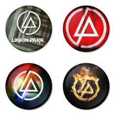 "LINKIN PARK 1.75"" Badges Pinbacks, Mirror, Magnet, Bottle Opener Keychain http://www.amazon.com/gp/product/B00I3LD0WS"