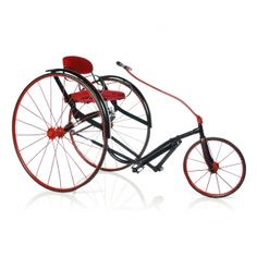 Antique Decorative Objects and Collectibles - For Sale at Vintage Bikes, Vintage Shops, Antique Bicycles, Penny Farthing, Old Bicycle, Gear S, 3rd Wheel, Road Bike, Decorative Objects