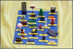 Lego Birthday Party - Party Game Idea