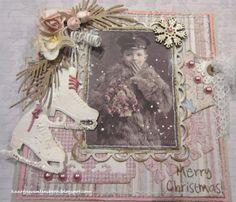 vintage in rose