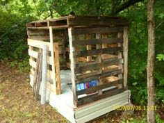 Maran Pallet Coop II - from Fat Matt's Poultry Farm - BackYard Chickens Community