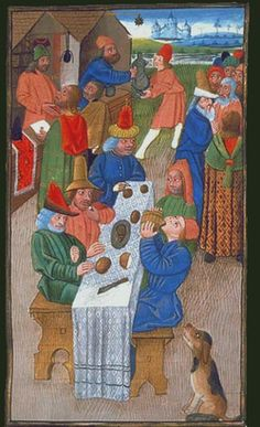 How to cook a Medieval feast