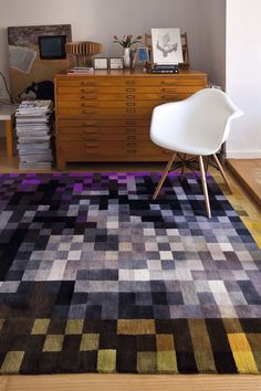 One-of-a-kind rugs for every space and emotion. View the nanimarquina rug collection at Rouse Home.